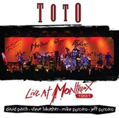 Live at Montreux 1991 Cover