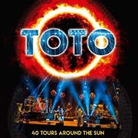 40 Tours around the sun Cover