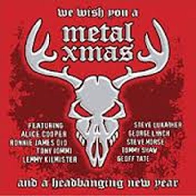We wish you a metal Xmas and a headbanging new year Cover