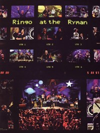 Ringo at the Ryman Cover