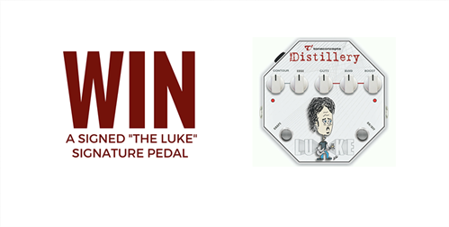 WIN SIGNED LUKE Pedalwebsite
