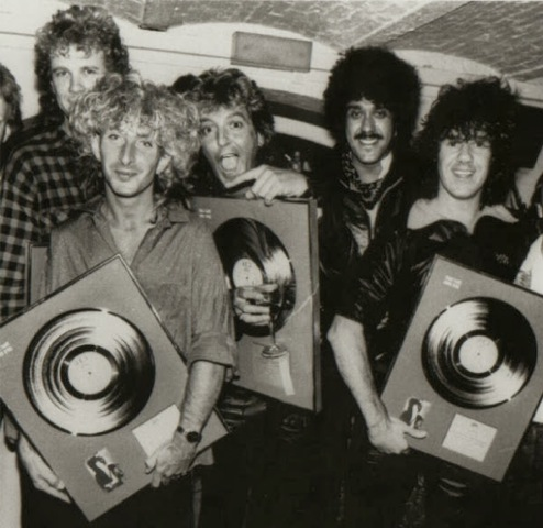 2 Garymoore Band With Phil Lynott 1985
