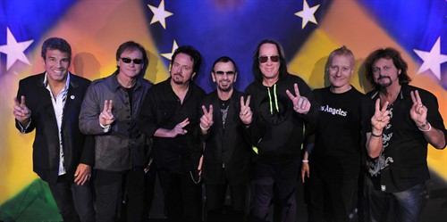 2012Ringo Starr All Starr Band2012